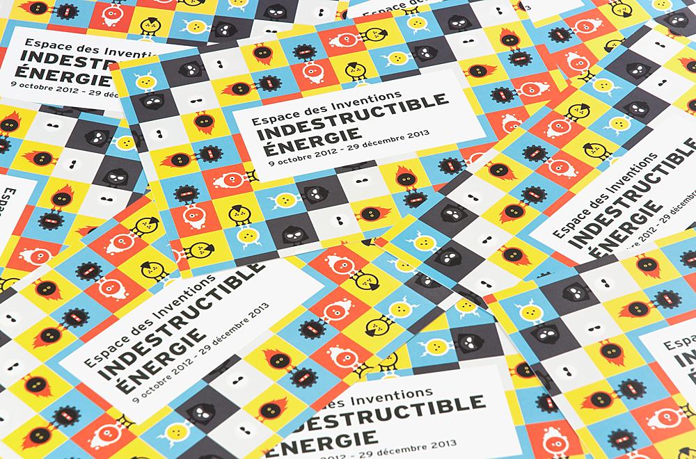 Indestructible énergie