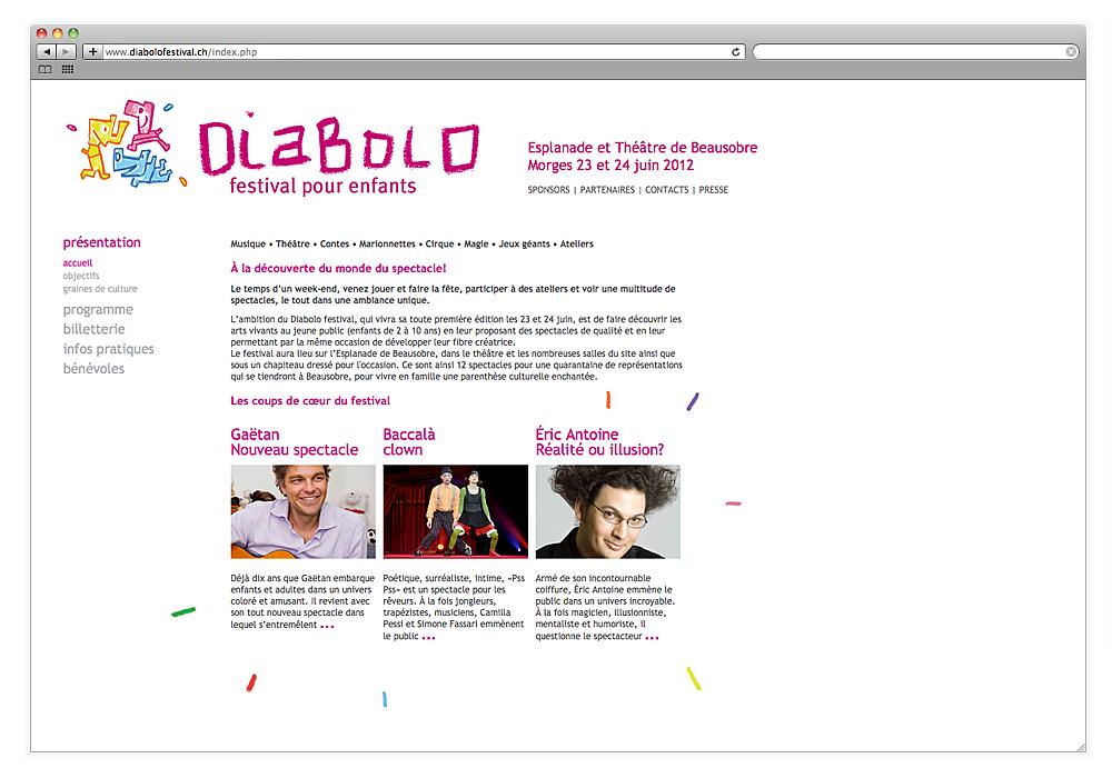 Diabolo festival