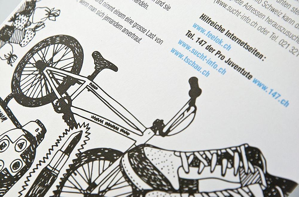 Brochure «Tout va bien»