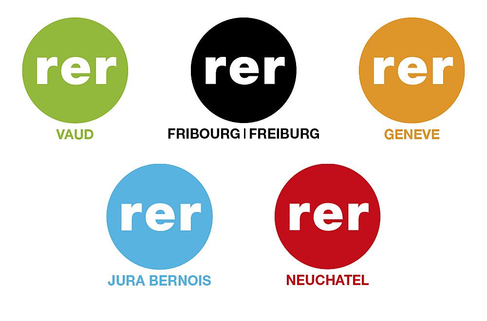 CFF, Réseau Express Régional (RER)