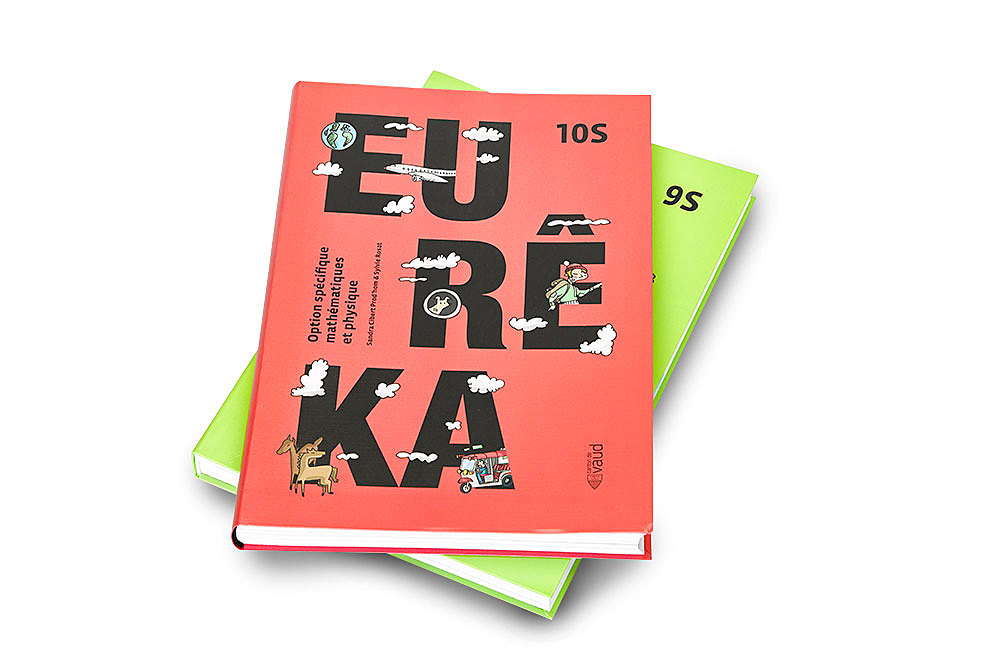 Eurêka, livres scolaires