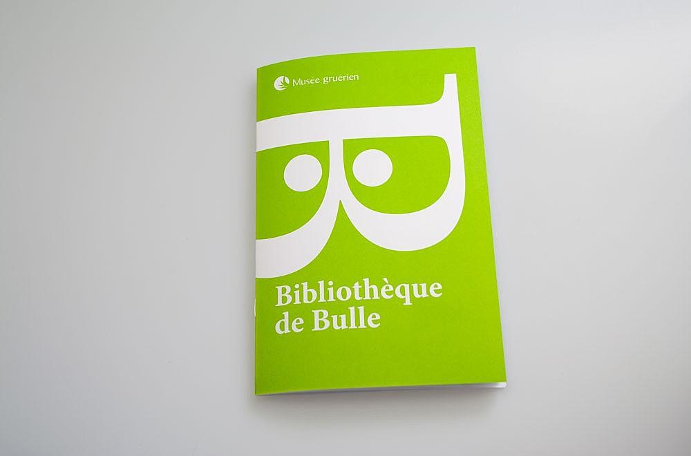 Bibliothèque de Bulle
