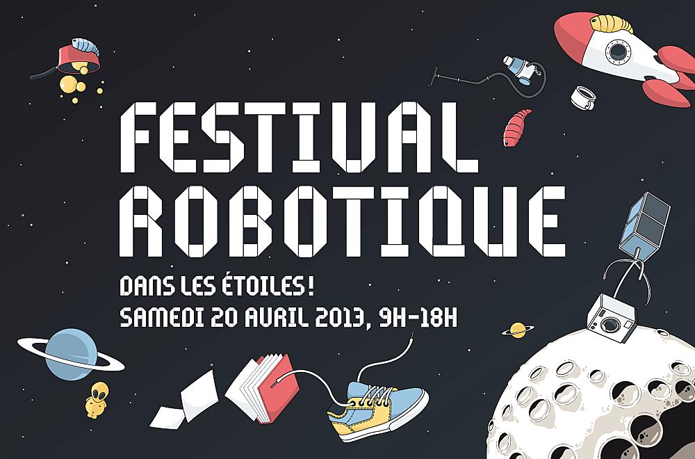 Festival Robotique 2012-13