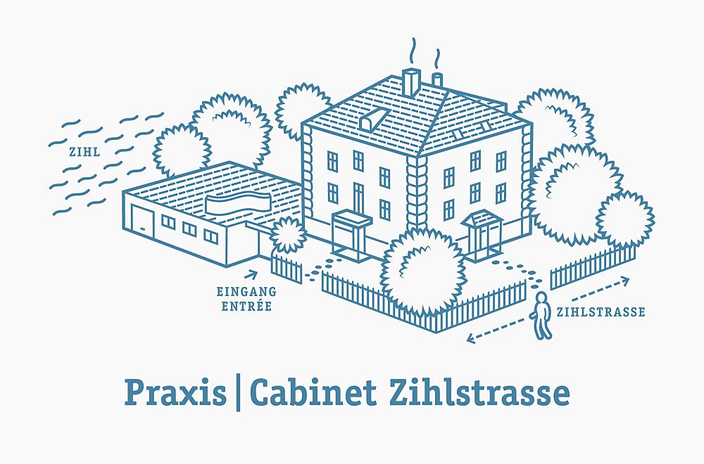 Cabinet Zihlstrasse