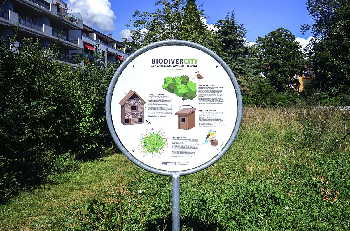 Biodivercity, Service des Travaux et de l'Environnement