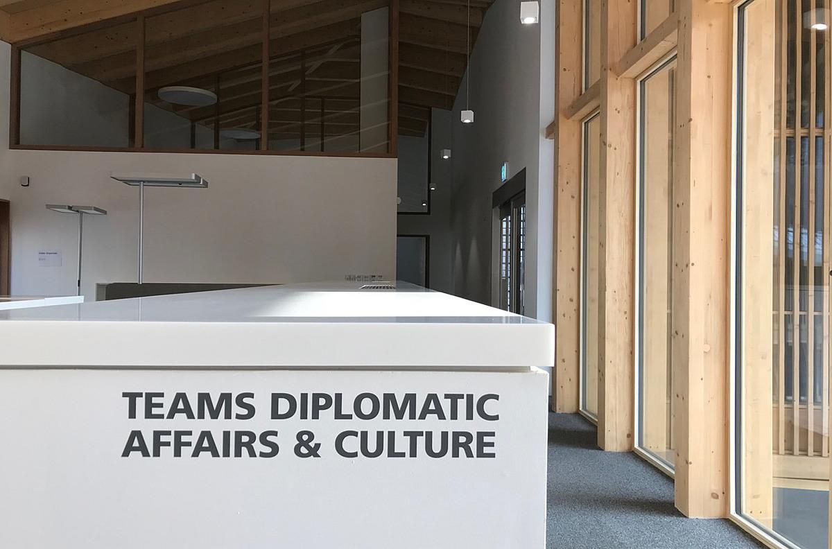 Ambassade Suisse Séoul